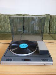Revox B 291 - tangentieler Plattenspieler
