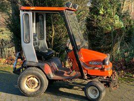 Kubota Traktor GT 750: Kleinanzeigen aus Offenbach Kaiserlei - Rubrik Traktoren, Landwirtschaftliche Fahrzeuge