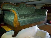 2-Sitzer-Sofa aus der Biedermeierzeit