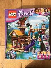 Lego Friends Baumhaus
