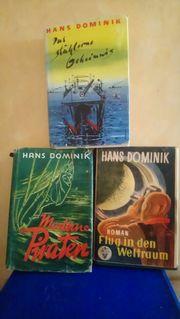 Hans Dominik Altmeister der Literatur