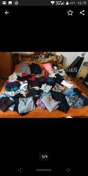 Diverse Damenkleidung in 34-36