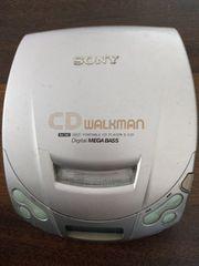 SONY Diskman MP3