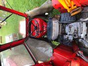 Traktor Hobbyholzer