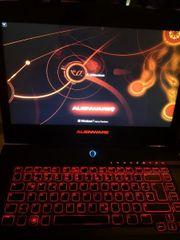 Alienware M15X i7 Nvidia