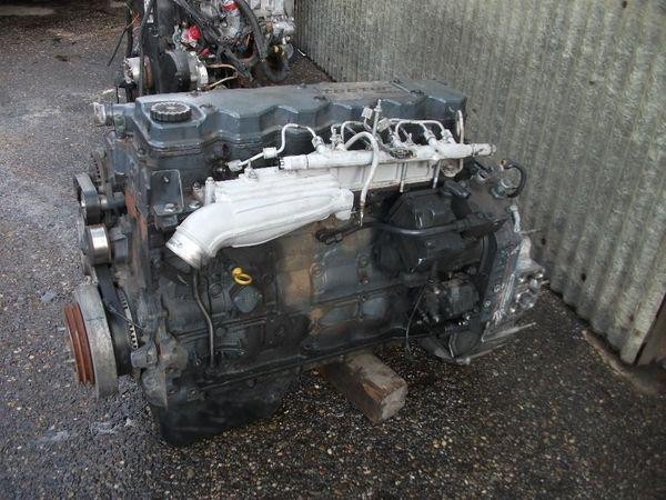 Iveco Tector Eurocargo Motor 220