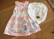 Kleid und Bolero Gr 86