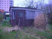 Gartenlaube Laubenhütte 24qm mit Küche