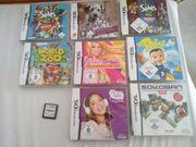 DS Spiele Sammlung