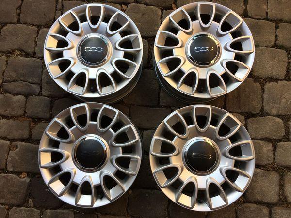 org 15 Zoll Fiat 500
