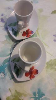 Espresso Tassen 2 Sets