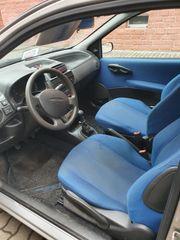 Fiat Punto 188 Standheizung LPG