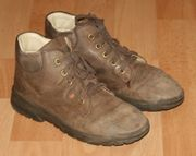 Braune Leder - Schuhe - Größe 29 -