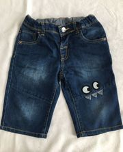 Jeans-Shorts Palomino Gr 122 sehr