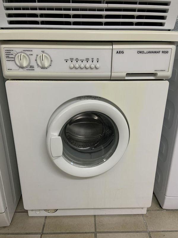 Waschmaschine AEG ÖKO Lavamat 9050