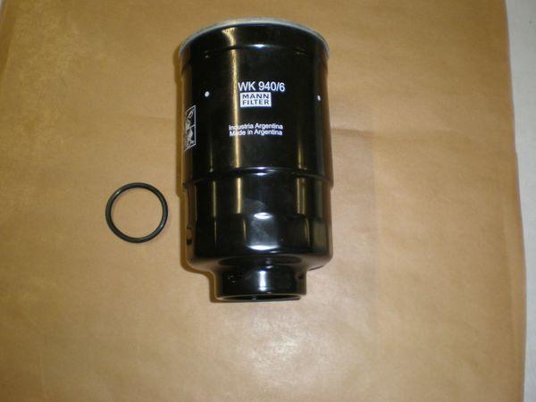 Mann Kraftstoff-Filter WK 940 6