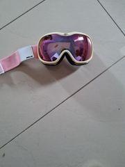 Damen Ski-Brille rosa