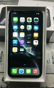 Apple iPhone XR black - 64GB