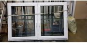 Kunststoff-Fenster Rehau-Profil Firma rekord