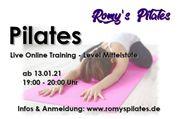 Pilates Mittelstufe - ab 13 01