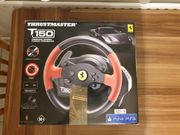 Thrustmaster T150 Lenkrad für Playstation