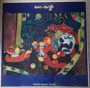 Henri Matisse - Kunstdruck Obst neben