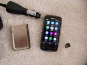 Nokia Handy Smartphone mit Touchscreen