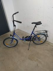 fahrrad klapp