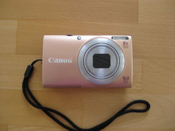 Canon Digitalkamera16, 0 MP