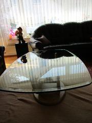 Glas-Couchtisch