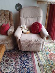 Sessel Elektrisch mit Aufstehhilfe