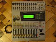 Yamaha 01V digitaler Mixer mit