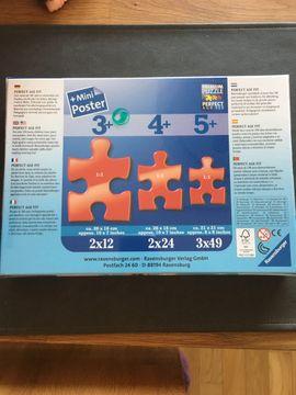 Gesellschaftsspiele - Puzzle noch in der Originalverpackung