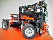 Pickup Abschleppwagen Lego Technik 9395
