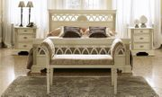 Klassisches Italienisches Doppelbett Schlafzimmer Bettgestell