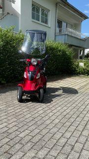 elektromobil Scooter mit 15 KMH