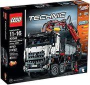LEGO Technic - Mercedes-Benz Arocs 42043