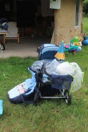 Kinderwagen Babywagen von ABC-Design mit