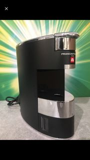 Illy X9 Kaffeemaschine