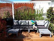 Ikea Garten Lounge inkl Polstern