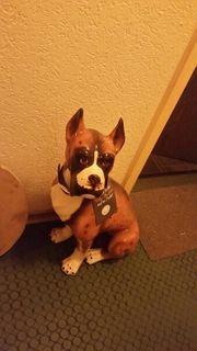 Porzellan Hund von meiner Oma