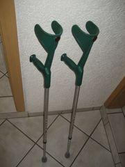Krücken Gehilfe Gehkrücken -Hilfen Unterarmstütze