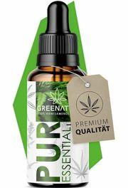 GreenNature Premium Essential Hanfsamenöl NEU