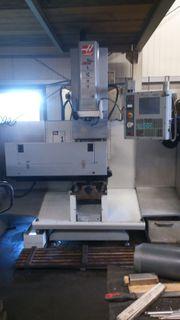 CNC Fräsmaschine Haas TM-1 HE