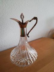 Glas Karaffe