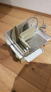 Allesschneider Brotschneidemaschine Firma Graef