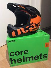 Full Face MBT Helm uvex