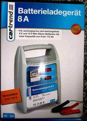Ladegerät Batterie Batterie Ladegerät Cartrend