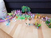 Playmobil Feen Landschaft und Schiff