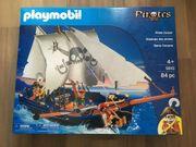 Playmobil 5810 Pirates Korsarensegler